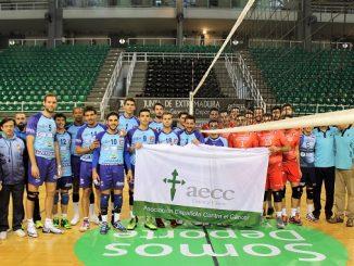 Derrota del Electrocash por 1-3 frente a la Fundación Cajasol