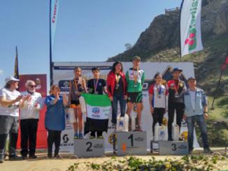 I Prueba de Copa de España de Carreras por Montaña en Atarfe, Granada