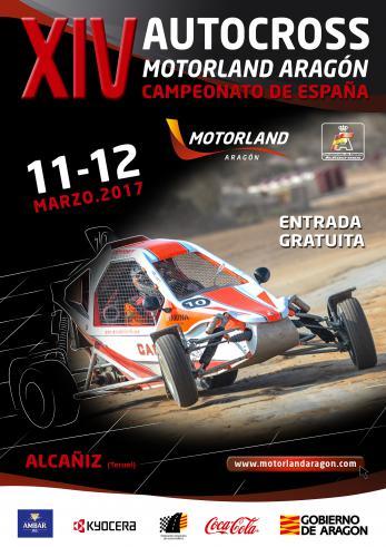 XIV Autocross Motorland Aragón
