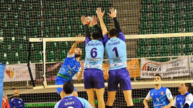 Electrocash Extremadura despide la Superliga en Melilla