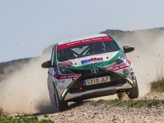El Extremadura Rallye Team brilló en el III Rally Circuito de Navarra