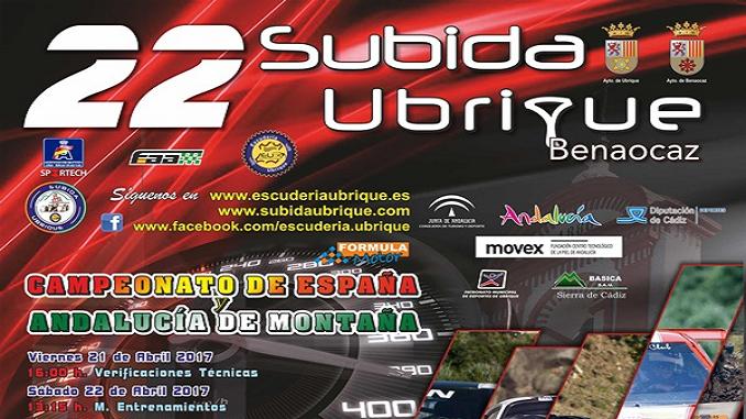 Extremeños en la 22ª Subida de Ubrique-Benaocaz