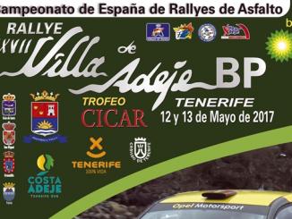 Rally Villa de Adeje 2017