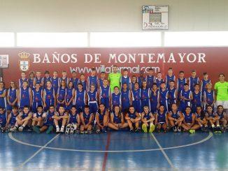 Campus FExB 2017 en Baños de Montemayor y Hervás