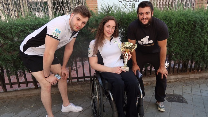 Loida Zabala gana la duodécima y revalida el Campeonato de España