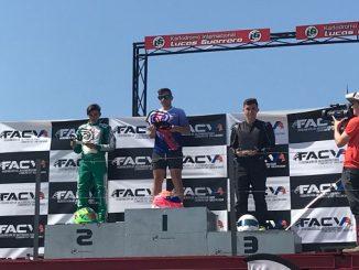 Complicado fin de semana para Miguel Grande en el V Trofeo Kartódromo Lucas Guerrero