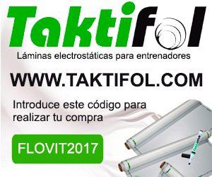 Takifol - Láminas electrostáticas para entrenadores