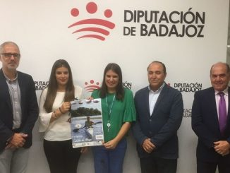 Elena Ayuso participará en los Clinic Paracanoe de Alange y Herrera del Duque