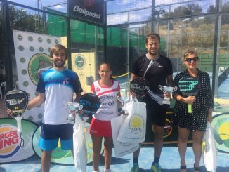 Campeonato absoluto de Extremadura de Pádel 2017