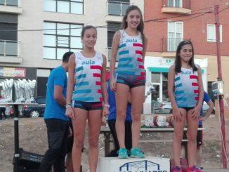 El Capex consigue 23 podiums en el Cross Villa de Aceuchal