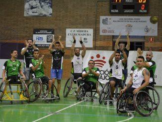 El Mideba Extremadura empieza a lo grande ante Bilbao
