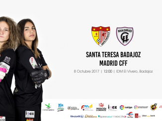 El Santa Teresa Badajoz busca la primera victoria en casa ante Madrid CFF