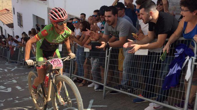 Susana Alonso gana la Ruta BTT Villa de Paterna del Campo