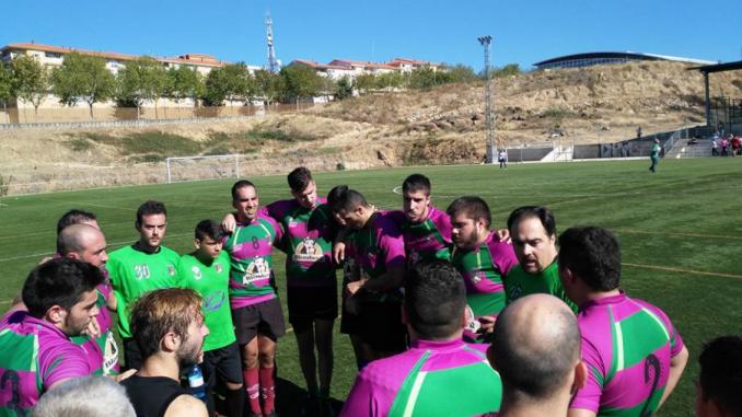 El Plasencia Rugby Club cae derrotado en su debut liguero (12-55).
