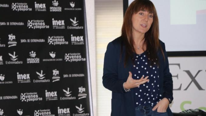 Carmen Fernández El equipo está tranquilo, los resultados llegarán fruto del trabajo