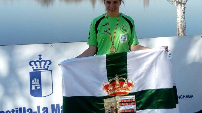 Nueva victoria de Elena Ayuso en Las Herencias en el Open interterritorial