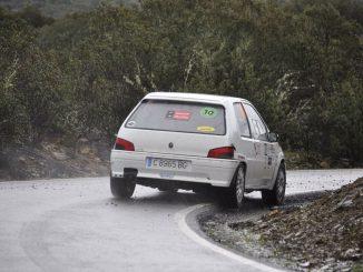 Cuarta posición para Francisco Montes y David Collado en el VI Rally de Campanario Interprovincial