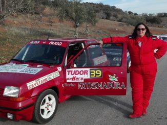 Escuderia Ráfagas Racing de la XII Subida a Feria