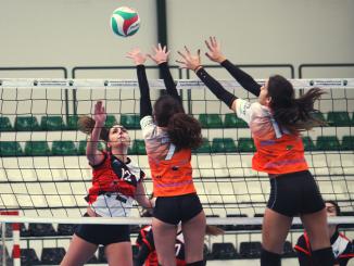 Las juveniles del Extremadura Hotel Río Badajoz disputan el campeonato de España