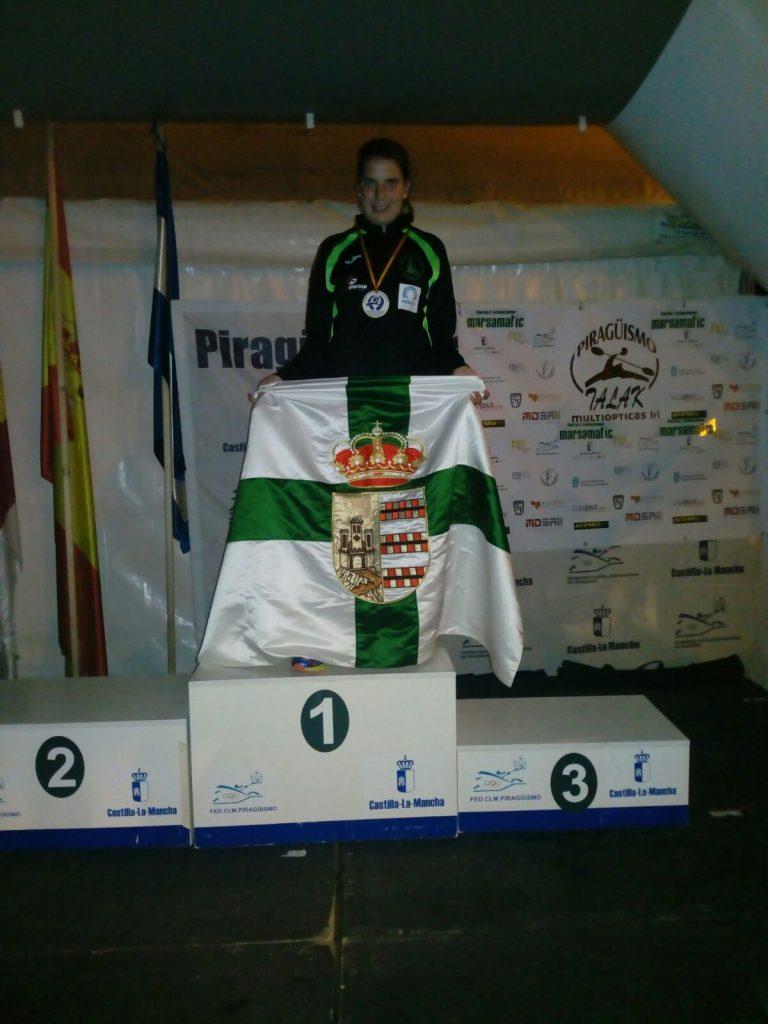 Nuevo éxito de Elena Ayuso en Talavera de la Reina