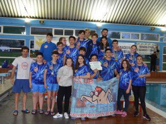 El Club Salvamento Tiendas Pavo Don Benito estará en el SPEDDLIVESAVING CHAMPIONSHIP 2018