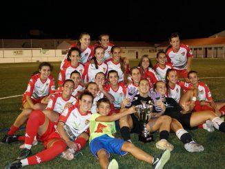 El Santa Teresa Badajoz se impone en el Trofeo Ciudad de Llerena con doblete de Sofía