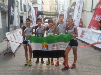 La Copa de España de Carreras por Montaña llegó a su fin con éxito extremeño