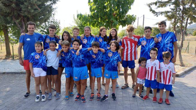 El Club Salvamento Don Benito participó en el III Trofeo Siberia de Salvamento y Socorrismo, en la Piscina Municipal de Valdecaballero