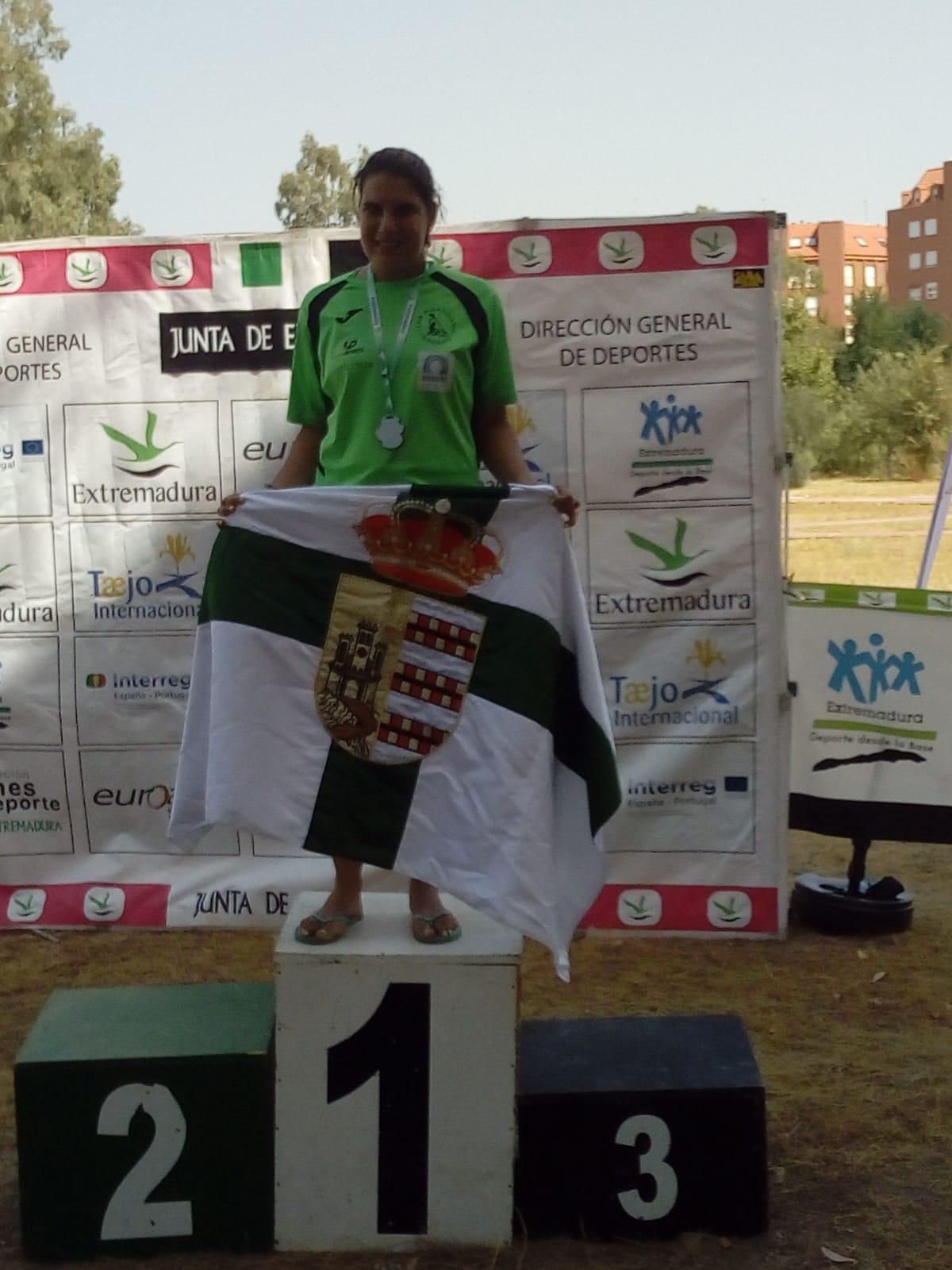Oro para Elena Ayuso en el II Trofeo Internacional Ciudad de Mérida