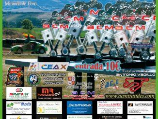 El nacional de Autocross llega a Miranda de Ebro con representación extremeña