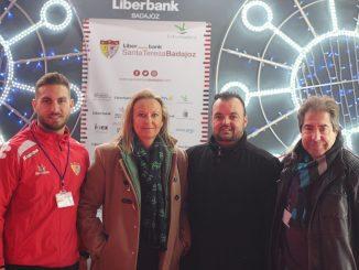 El Liberbank Santa Teresa Badajoz, presente en la inauguración de Iberocio