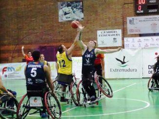 El Mideba Extremadura primero en la fase regular tras ganar a Gran Canaria